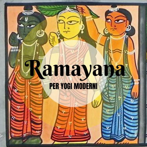 Rāmayāṇa per Yogi moderni